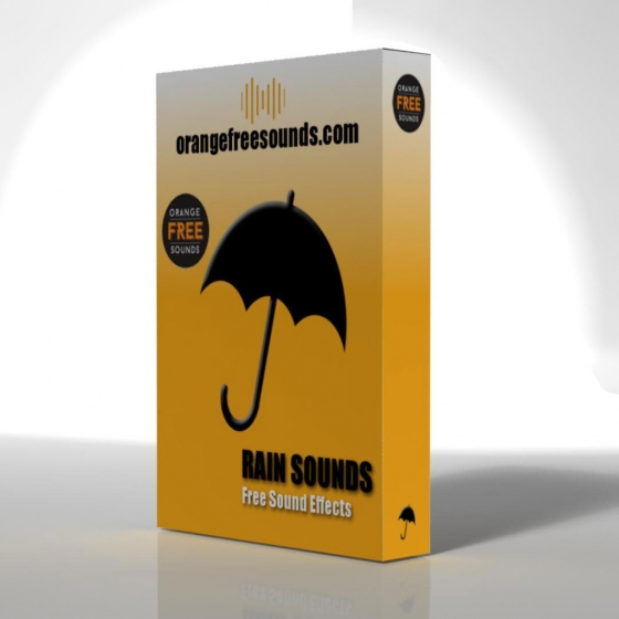 Orange Free Sounds Rain Sounds WAV
